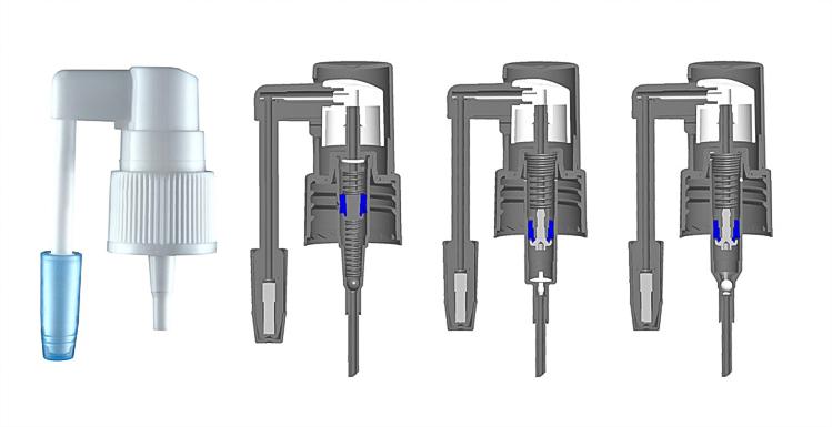 SD-2 口腔喷雾器
